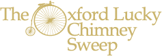 The Oxford Lucky Chimney Sweep Logo